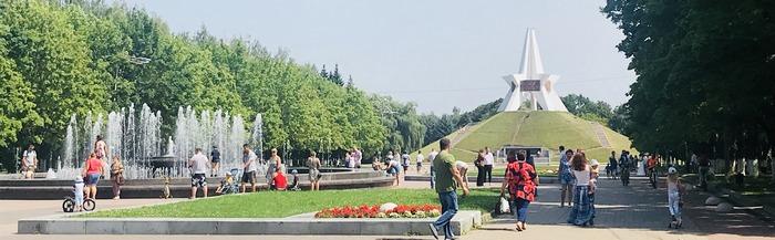 Новости парка Соловьи